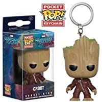 Pocket POP! Keychain - Marvel: Guardians O/T Galaxy 2: Ravager Groot