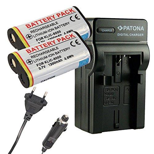 chargeur-patona-2x-batterie-pour-klic-8000-kodak-easyshare-z612-z712is-z812is