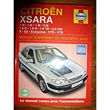RTH03773 CITROEN XSARA S, SX, Exclusive, VTR, VTS 1.4i, 1.6