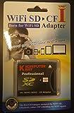 Komputerbay SLIM CF Adapter SD SDHC SDXC WiFi-SD eyefi zu