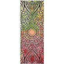 Dynamic KALOAD 183 * 63cm Gruesa Fibra Micro Impresa Toalla de Yoga Antideslizante Anti-bacterias