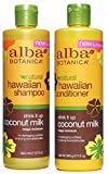 Best Alba Botanica Natural Shampoo And Conditioners - Alba Botanica, Drink It Up Coconut Milk Hawaiian Review