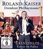 Roland Kaiser - Grenzenlos - Kaiser im Palast - Blu-ray