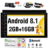 EINCAR R¨¹ckseiten-Kamera enthielt Android 7-Zoll-Stereo-System In Dash 8.1 Head Unit GPS Navigation Autoradio Bluetooth No-DVD-Player Auto-Unterst¨¹Tzung WiFi / 4G / OBD/Telefon Mirroring/USB/FM/AM
