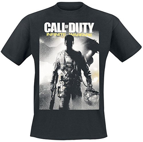 Call of Duty t-shirt key art - L