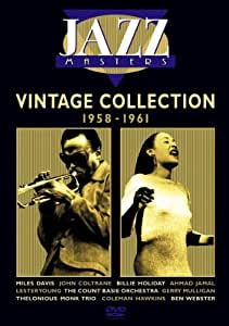 Jazz Masters: Volumes 1 And 2 - 1958-61 [DVD] [2003]