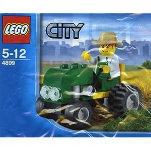 LEGO City: Trattore Set 4899 (Insaccato) 0885302666549 LEGO