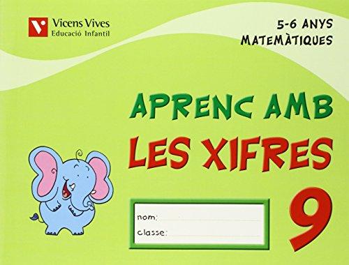 Aprenc Amb Les Xifres 9. 5-6 Anys - 9788431682798