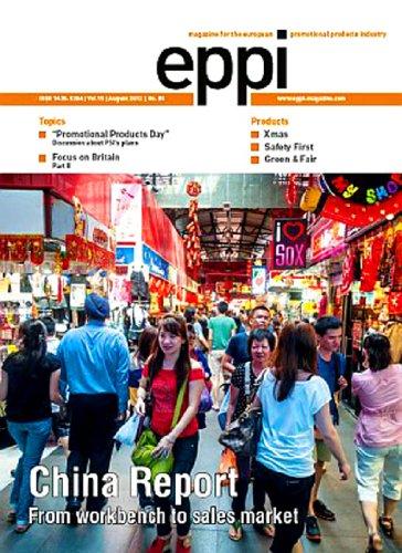 eppi european promotional products industry [Jahresabo]