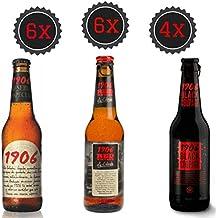 Pack Degustación cerveza Estrella Galicia 16 Cervezas x 33cl. Pack Degustación Cerveza Estrella Galicia.