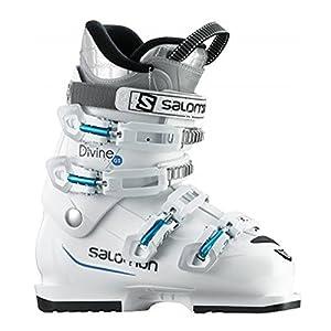 Salomon Skischuh Damen DIVINE GS white/white Mondo Grösse 23,5 UVP 199,00€ Neu