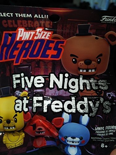 Figura Pint Size Five Nights at Freddy'S Surtido