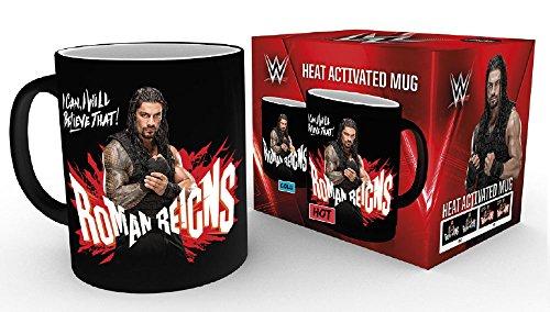 WWE Heat Change Mug Roman Reigns Wrestling Calici Tazze