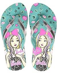 Barbie Girl's Flip-Flops