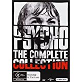 Psycho - The Complete Collection - Psycho I - IV / Psycho (1998) / Bates Motel (1987) / The Psycho Legacy
