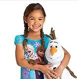 Disney Die Eiskönigin OLAF Plüschfigur mit Licht und Sound 47 cm Frozen Olaf Plush with Light Sound