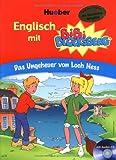 Englisch mit BiBi BLOCKSBERG™: Das Ungeheuer von Loch Ness/Buch mit Audio-CD