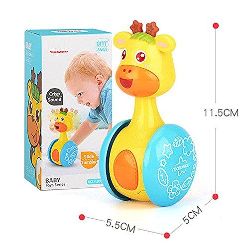 STY Baby Spielzeug Kinderkrankheiten Spielzeug und sensorische Beißring Aktivität Spielzeug Gift