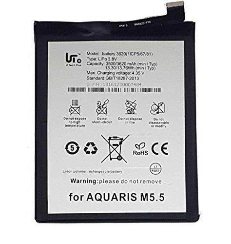 Todobarato24h Bateria Compatible BQ Aquaris M 2017