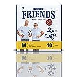Friends Adult Diaper (Premium) - Medium (10 Count)