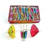 Cocktail Parasol Drink Umbrellas - Box o...