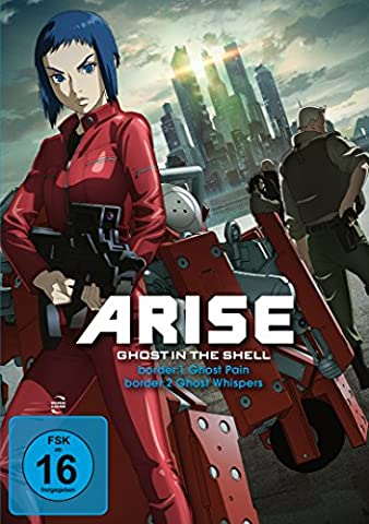 Ghost in the Shell – ARISE:border 1+2