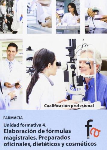 Elaboración De Fórmulas Magistrales (Cp - Certificados Profesionales)