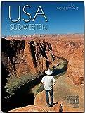 Horizont USA SÜDWESTEN - 160 Seiten Bildband mit über 220 Bildern - STÜRTZ Verlag