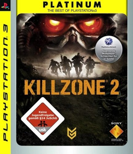 Sony Computer Entertainment Killzone 2 [Platinum]
