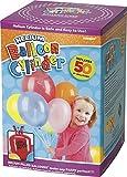 Unique Party Supplies Großer Einwegkanister für Helium, um 50x 22,9cm große Helium-Luftballons zu befüllen
