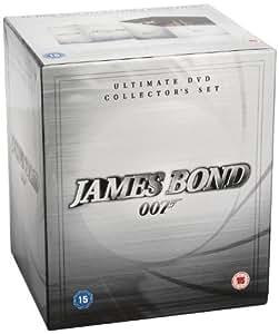 James Bond 007 Ultimate DVD Collector's Set [DVD] [1962]