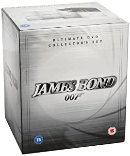 James Bond 007 Ultimate DVD Collector's Set [DVD] [1962] (B00307RT86) | Amazon price tracker / tracking, Amazon price history charts, Amazon price watches, Amazon price drop alerts