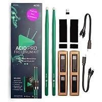 ACID Pro Freedrum Kit - Kit completo de batería (incluye 4 sensores)