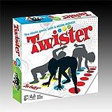 Outtybrave Klassisches Twister-Spiel für Kinder, Party, Brettspiele, Familie, Erwachsene, Bodenspiel, Geschenk
