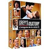 Grey's Anatomy, saison 5 - Coffret 7 DVD