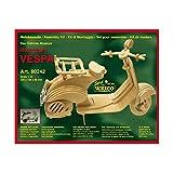 Weico 80242 - Holzbausatz Vespa Motorroller