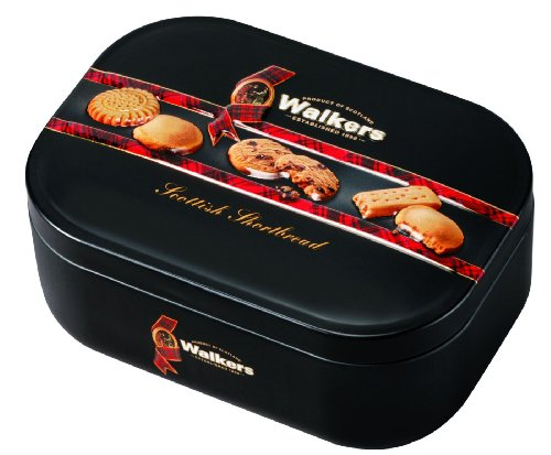 "Walkers Shortbread Assorted Shortbread ""Keepsake"" Tin 130g 2er Pack (2 x 130 g)"