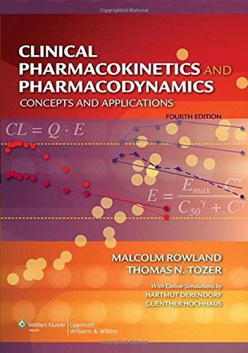 Clinical Pharmacokinetics And Pharmacodynamics por Vv.Aa
