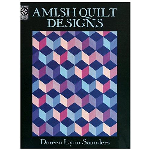 Amish Quilt Designs (Dover Design Library) par Doreen Lynn Saunders