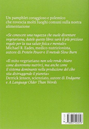Zoom IMG-1 il mito vegetariano cibo giustizia