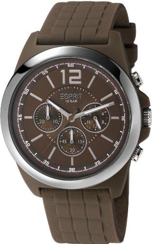 esprit-hayward-orologio-da-polso-cronografo-uomo-caucciu-marrone