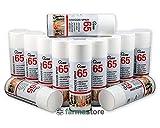 12 Bombolette Ghiaccio Spray ( Flaconi grandi da 400 ml ) Istantaneo