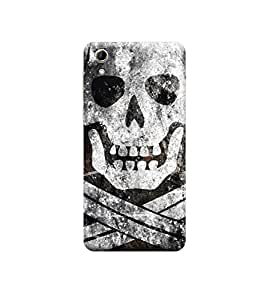 Ebby Premium Designer Back Cover for HTC 728 (Designer Case)