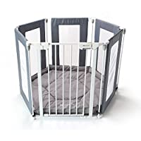 Venture All Stars Fabric Baby Playpen