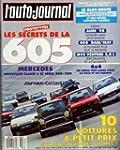 AUTO JOURNAL (L') [No 9] du 15/05/198...