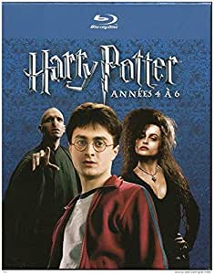 Harry Potter - Années 4 à 6 [Blu-ray]