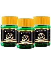 Dr Vaidya's New Age Ayurveda | Herbobuild | Ayurvedic Capsules for Muscle Gain | 30 capsules (Pack of 1)