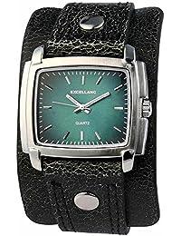 Excellanc llanc – Reloj de pulsera analógico para mujer cuarzo Varios materiales 195026000109