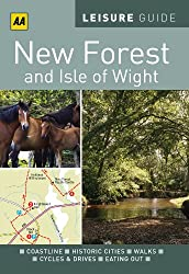 Leisure Guide New Forest (AA Leisure Guide)