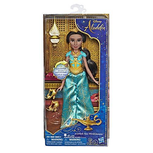 Disney Princess E5442EU4 Disney Prinzessin Zaubermelodie Jasmin, Puppe, Multicolor